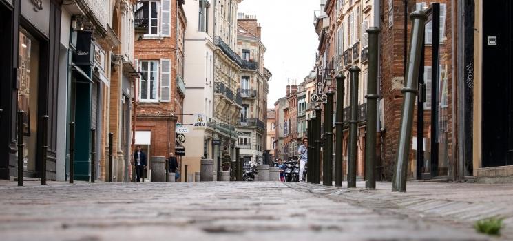 quartier Guillaumet à Toulouse